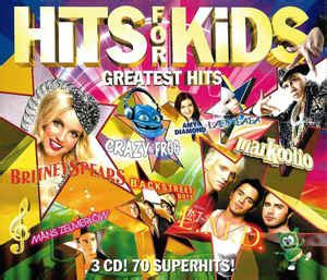 Hits For Kids - Greatest Hits (CD, Compilation)   Discogs