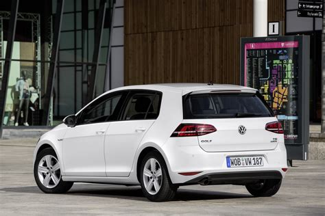 VW Golf TSI BlueMotion Is The Most Economical Gasoline