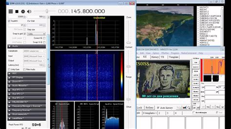 SSTV from the ISS International Space Station with