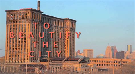 The Detroit Beautification Project: Chapter 1 by The