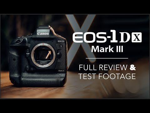 Canon 5D Mark III Updated Review & Comparison