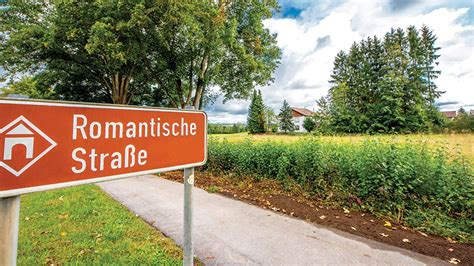 From Würzburg to Fussen on the World's Most Romantic Road