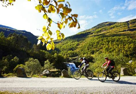 Seasons in Fjord Norway - Official travel guide to Norway