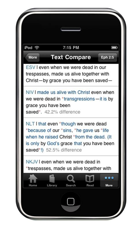iPhone Bible Software Will Access up to 10,000 Books