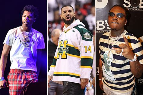 """Lil Baby and Gunna Featuring Drake """"Never Recover"""" - XXL"""