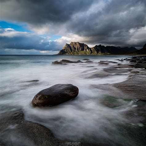 Lofoten's Most Scenic Beaches - That You Can Drive To