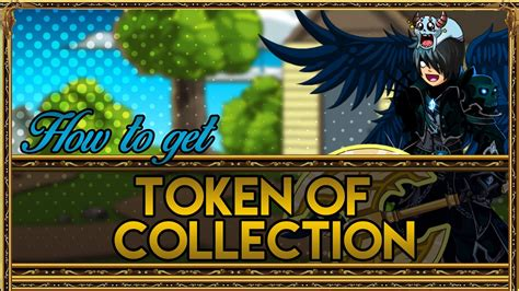 AQW - How to get Token of Collection - YouTube