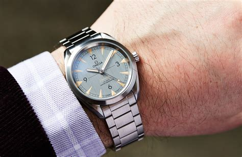 IN-DEPTH: The Omega Seamaster Railmaster | Time and Tide