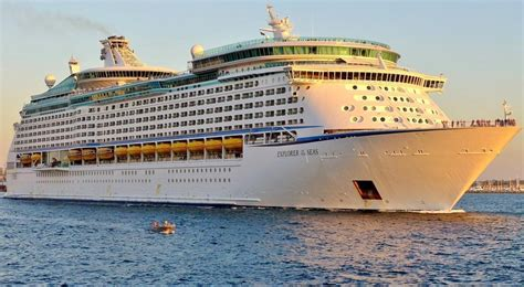 Explorer Of The Seas Itinerary, Current Position, Ship