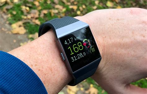 Fitbit Ionic Heart Rate Monitor - Fitness Gadgets