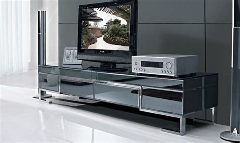 The stylish simplicity of stainless steel black painted