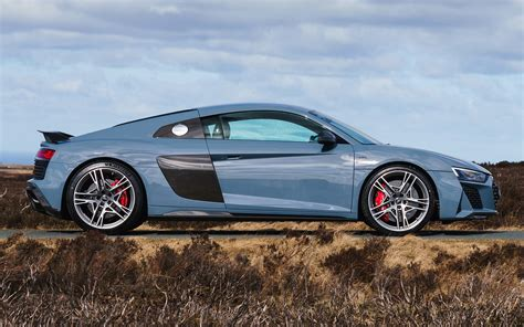 2019 Audi R8 Coupe Performance (UK) - Wallpapers and HD