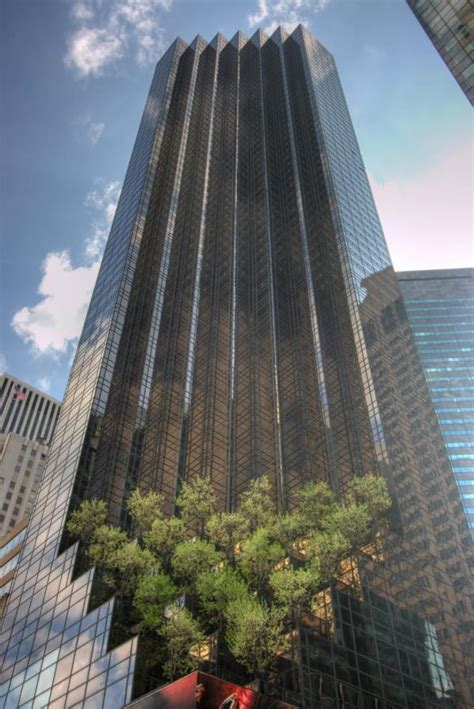 Trump Tower, 721 Fifth Avenue, Unit 38D - 1 Bed Apt for