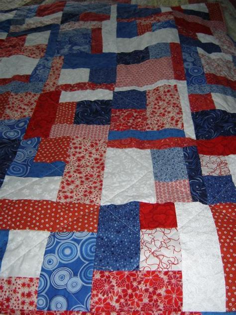 Free Form Five Patch by Debbie aka Doe   Quilting Pattern