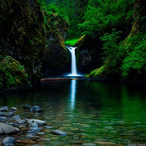 Punch Bowl Falls, Columbia River Gorge National Scenic