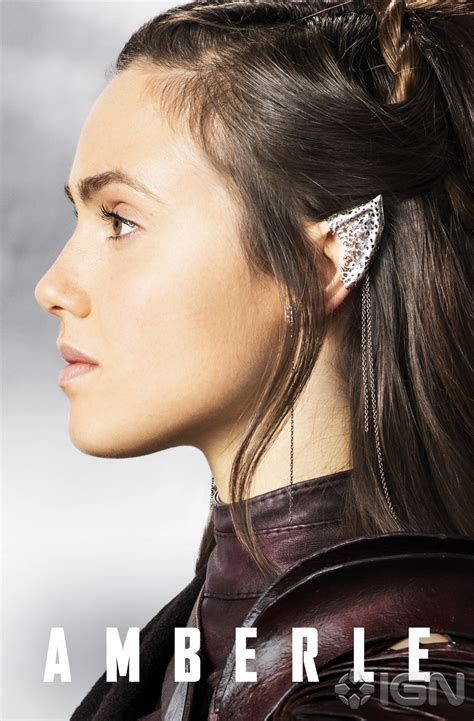 NYCC 2015: Meet the Characters of MTV's The Shannara