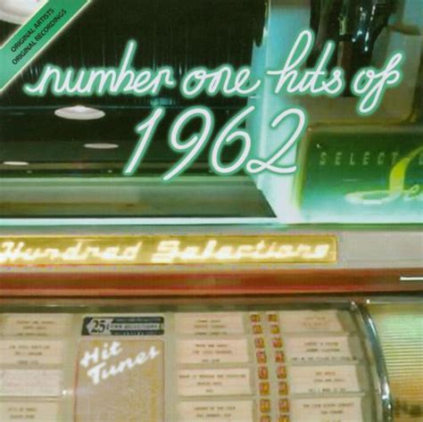 Number One Hits of 1962 - Various Artists | Songs, Reviews