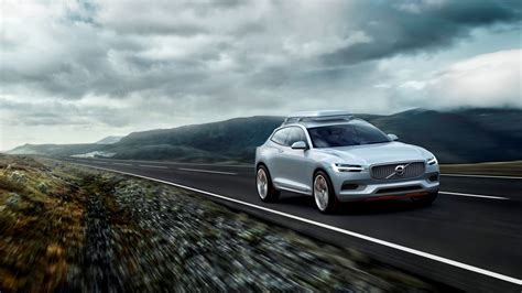 2014 Volvo Concept XC Coupe Wallpaper | HD Car Wallpapers