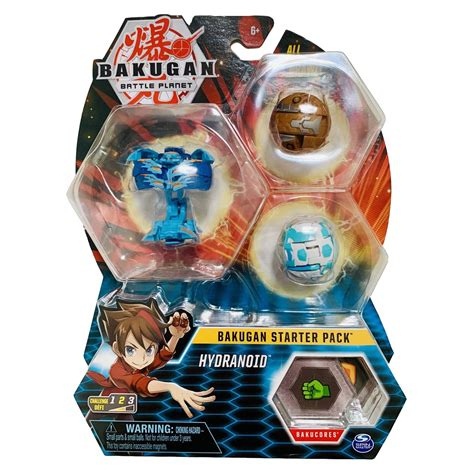 Bakugan Battle Planet Hydranoid Starter Pack at Toys R Us