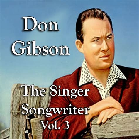 Don Gibson - Ages and Ages Ago Lyrics   Musixmatch