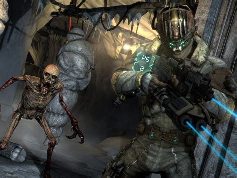 Nine New Dead Space 3 screenshots are SCARY