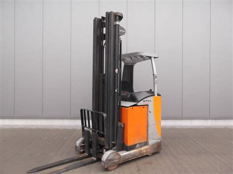 STILL FMX 14 N reach truck from Germany for sale at Truck1