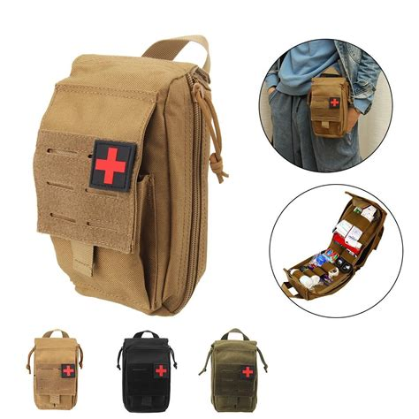RECON MOLLE Tactical Utility or Trauma/IFAK Laser cut