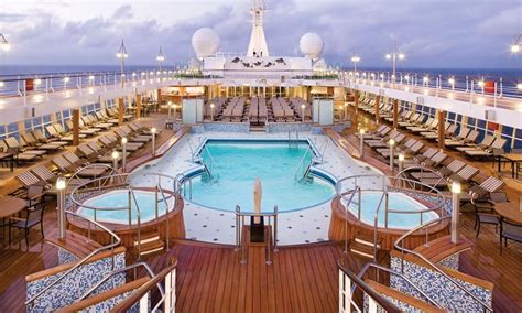 Seven Seas Voyager - Itinerary Schedule, Current Position