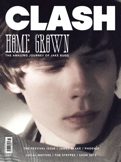 The Festival Issue - Jake Bugg - James Blake | Features