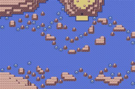 Pokémon Ruby and Sapphire/Route 131 — StrategyWiki, the
