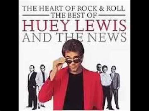 Huey Lewis - The Heart of Rock and Roll - YouTube