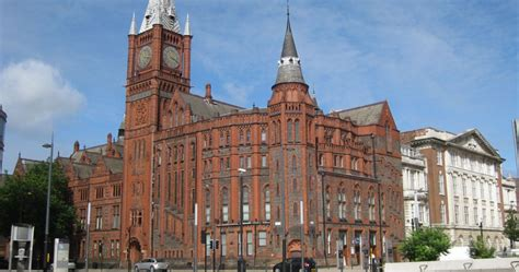 University of Liverpool ranked 59th in the Guardian League