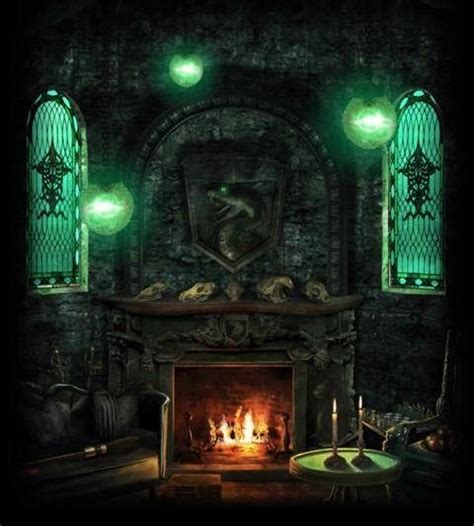 Slytherin Common Room – The Harry Potter Lexicon