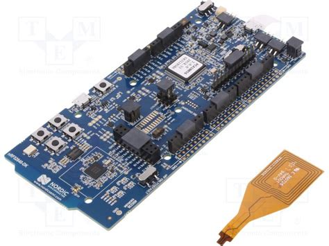 NRF52840-DK Nordic Semiconductor - RF Semiconductors and