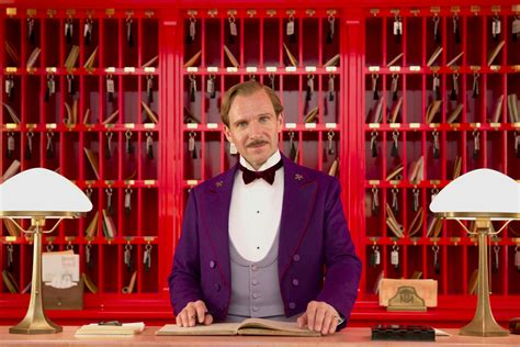 The Grand Budapest Hotel is actually a department store in