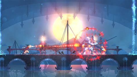 Dead Cells patch lets you pick your starting gear and
