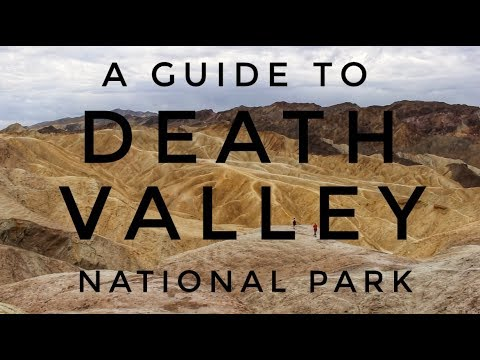 National Parks Road Trip: California -- National Geographic