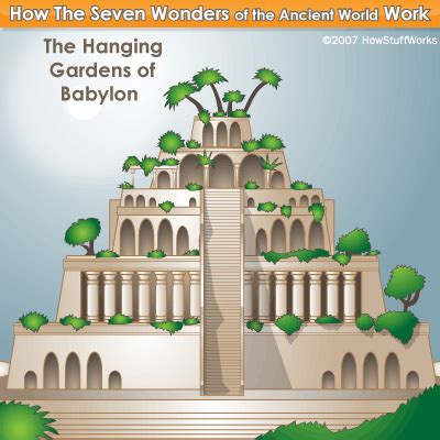 The Hanging Gardens of Babylon | HowStuffWorks