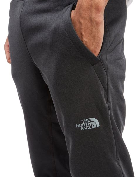 The North Face Mittelegi Poly Track Pants in Gray for Men
