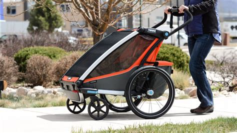 Thule Chariot Cross 2 Review   BabyGearLab
