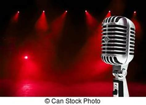 Microphone Stock Photo Images