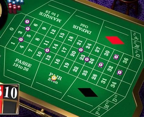 Best roulette bets, odds and table layouts Roulette-Bet