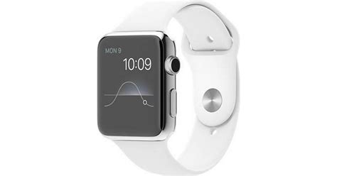 Apple Watch Series 1 42mm Stainless Steel Case with Sport