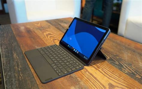 Lenovo IdeaPad Duet Chromebook offers 2-in-1 tablet