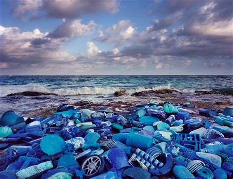 Washed Up: Alejandro Duran's Site-Specific Found Plastic
