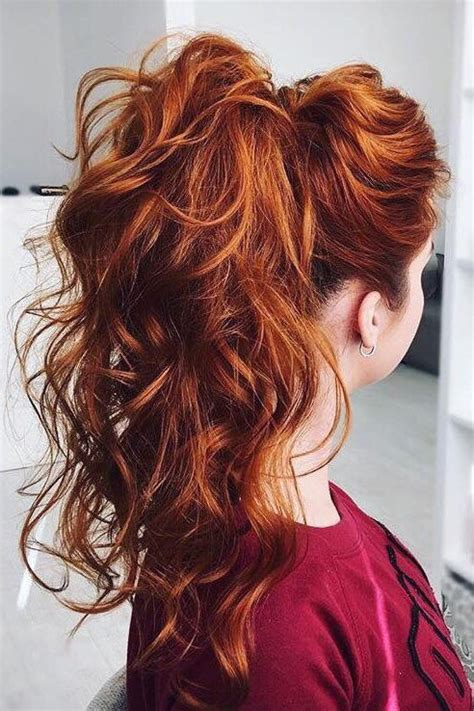 10 Easy Ponytail Hairstyles 2020