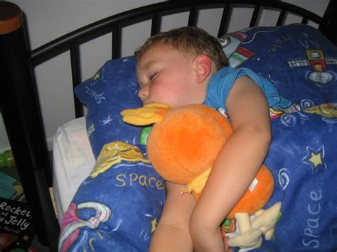 New Zealand 2005: Charlie sleeping with Torchick
