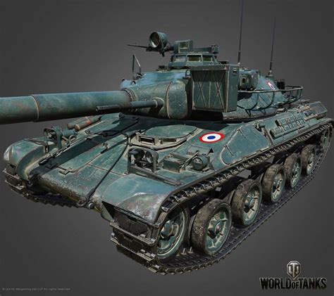 WoT leaks new french tanks images and tech tree   MMOWG