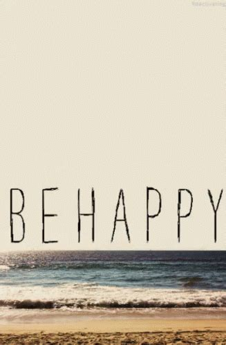Just Be Happy GIFs | Tenor