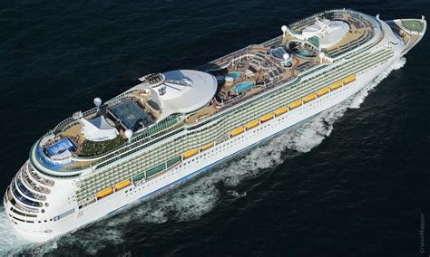 Voyager Of The Seas - Itinerary Schedule, Current Position